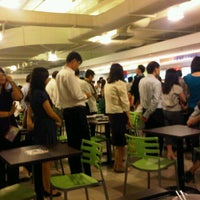 Photo taken at Banquet Food Court by KaySha A. on 9/19/2011