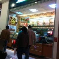 Photo taken at Subway by Giuseppe C. on 1/24/2012