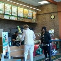 Photo taken at Subway by Gardenia H. on 4/3/2012
