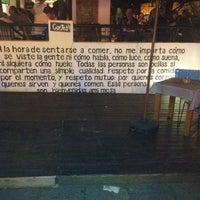 Photo taken at La Terraza by Mariana V. on 8/5/2012