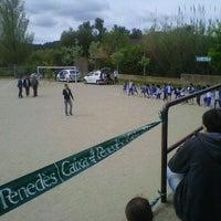 Photo taken at Colegio Sant Lluis by #el_leonnegro on 5/6/2012