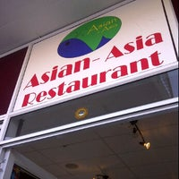 Photo taken at Asian-Asia Restaurant - Tyger Waterfront by Che' K. on 10/5/2011