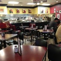 Photo taken at Jason's Deli by RR on 3/15/2012