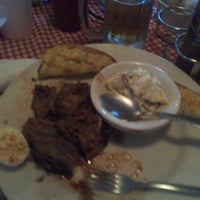 Photo taken at The Ozona Pig by Matthew H. on 9/24/2011
