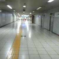 Photo taken at Shin-Sakuradai Station by Yuko Y. on 8/13/2012