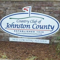 Photo taken at Country Club of Johnston County by Will T. on 12/14/2011