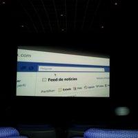 Photo taken at Cinemas NOS Forum Coimbra by Ralph S. on 11/23/2011