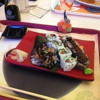 Photo taken at Gendai by Ana L. on 4/4/2012