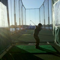 Photo taken at The Golf Club at Chelsea Piers by Chas C. on 10/30/2011