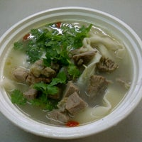 Photo taken at Lamb Noodle Soup by Stephen T. on 4/12/2012