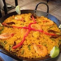 Photo taken at Los Molinos by Clarissa S. on 8/12/2012