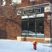 Photo taken at Acme Deli by Acme Deli on 2/15/2015