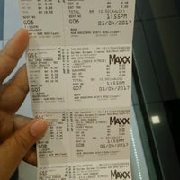 Photo taken at Golden Screen Cinemas (GSC) by Nadhirah A. on 4/5/2017