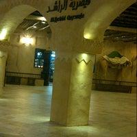 Photo taken at Qaisariyat Al Rashid by Khalid W. on 4/8/2013