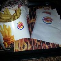 Photo taken at Burger King by Alaor J. on 1/22/2013