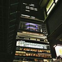 Photo taken at Shibuya Hikarie by aopen 0. on 2/23/2013