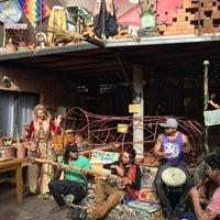 Photo taken at Hostal Rural by Pablo C. on 6/28/2015