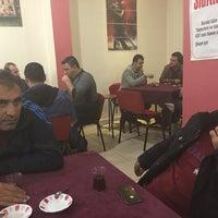Photo taken at Gündüzler Kıraathanesi by Muhammed B. on 11/10/2015