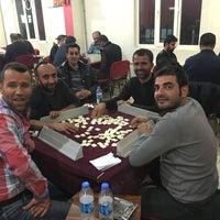 Photo taken at Gündüzler Kıraathanesi by Muhammed B. on 11/28/2015