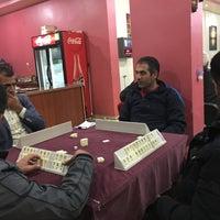 Photo taken at Gündüzler Kıraathanesi by Muhammed B. on 11/8/2015