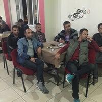 Photo taken at Gündüzler Kıraathanesi by Muhammed B. on 10/22/2015