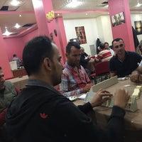 Photo taken at Gündüzler Kıraathanesi by Muhammed B. on 10/19/2015