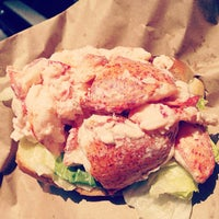 Photo taken at Belle Isle Lobster & Seafood by Sara S. on 7/1/2013