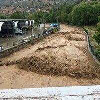 Photo taken at Uluderbent Kasabası by Engin Ç. on 9/20/2016