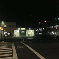 Photo taken at Oku Station by Munetoshi T. on 1/2/2013
