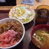 Photo taken at Sukiya by Munetoshi T. on 8/4/2014