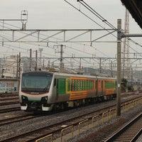 Photo taken at Oku Station by Munetoshi T. on 11/11/2012