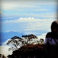 Photo taken at Gunung Gede by Ica Sanggryna C. on 5/25/2013