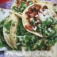 """Photo taken at Taqueria """"Los chilangos"""" by Gerardo G. on 11/15/2017"""