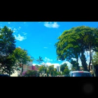 Photo taken at Alameda Rio Branco by Iuri K. on 12/29/2014