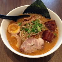 Photo taken at Ren's Ramen by Food C. on 4/1/2013