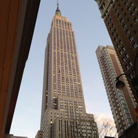 Photo taken at Empire State Building 86th Floor Observation Deck by Guillermo G. on 11/21/2012