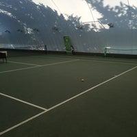 Photo taken at Performans Tenis Akademisi Cemile Sultan Korusu by Serkan H. on 4/17/2016