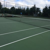 Photo taken at Performans Tenis Akademisi Cemile Sultan Korusu by Serkan H. on 5/1/2016