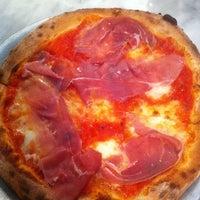 Photo taken at Pizza Mezzaluna by André F. on 10/1/2012