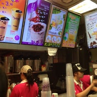 Photo taken at Chatime 日出茶太 by Jason W. on 7/22/2013