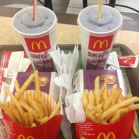 Photo taken at McDonald's by Roberto M. on 10/12/2012