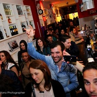 Photo taken at Cult Wine Bar by Adriano C. on 1/12/2014