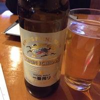 Photo taken at Kai Sushi Cafe by Andrew C. on 2/14/2015