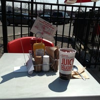 Photo taken at Smashburger by Andrew C. on 4/5/2013