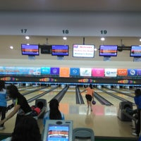 Photo taken at New Star Bowl by Chanuwat S. on 4/21/2014