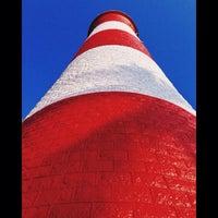 Photo taken at Vizhinjam Lighthouse by Juliya M. on 12/23/2013