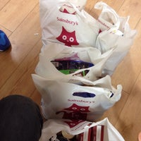 Photo taken at Sainsbury's by Adlil H. on 10/7/2014