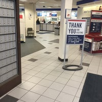 Photo taken at U.S. Post Office by Erika W. on 1/21/2016