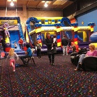 Photo taken at Pump It Up by Chris S. on 1/1/2013