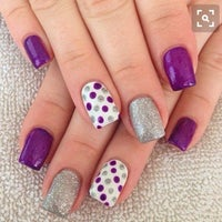 Photo taken at Hot Nails by NINA W. on 3/14/2016